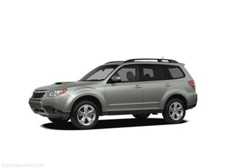 2010 Subaru Forester 2.5X w/Special Edition Pkg SUV