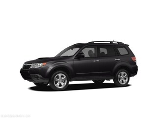 2010 Subaru Forester 2.5X Premium Man 2.5X Premium w/All-Weather Pkg AG786057