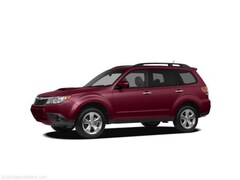Used 2010 Subaru Forester 2.5X SUV In Auburn, ME