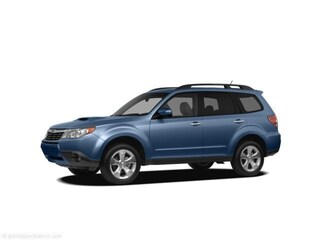 Used 2010 Subaru Forester 2.5X SUV 2S191249A for sale in Idaho Falls, ID