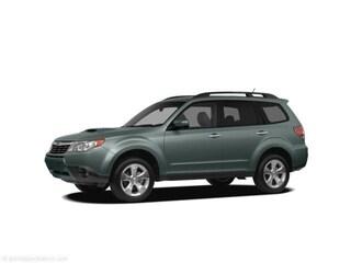 Used 2010 Subaru Forester 2.5X Premium SUV 381976A in Marysville, WA