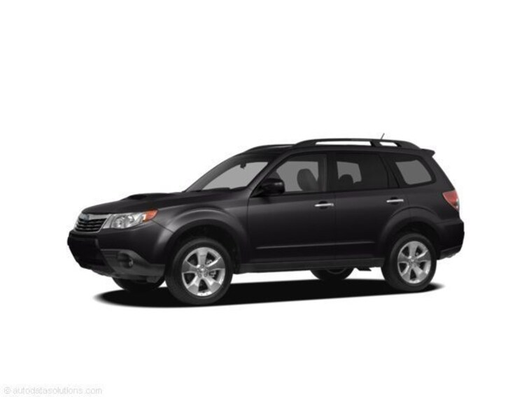 Used 2010 Subaru Forester 2.5X Premium SUV For Sale  Parkersburg, WV