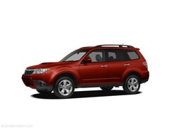 Used 2010 Subaru Forester PREMIUM BOUGHT + SERVICED AT ANCHOR SUV in North Smithfield near Providence