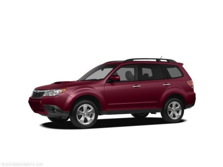 Used 2010 Subaru Forester 2.5X SUV 3787T in Long Island