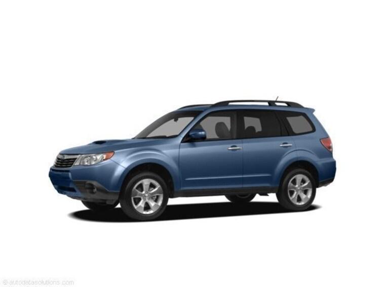 Used 2010 Subaru Forester 2.5X Limited Sport Utility Walnut Creek, CA