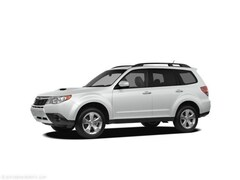 Used 2010 Subaru Forester 2.5X Limited SUV in Brattleboro, VT