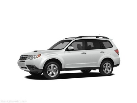 Featured Used 2010 Subaru Forester 2.5XT Limited SUV for Sale in Cheyenne, WY