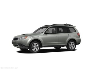 2010 Subaru Forester 2.5XT Limited Sport Utility