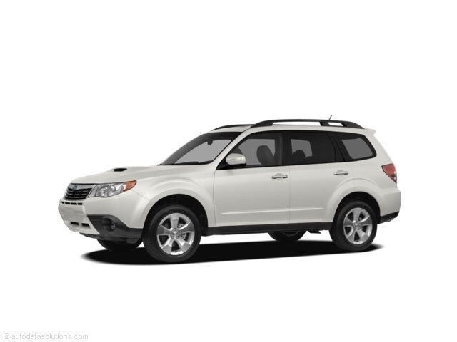 Used 2010 Subaru Forester 2 5XT Limited Bensenville serving