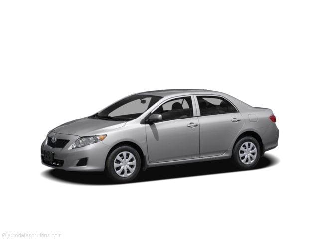 2010 Toyota Corolla Sedan