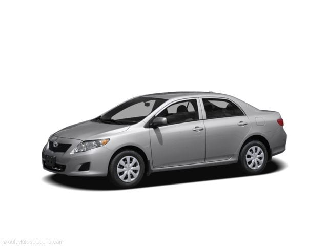 2010 Toyota Corolla Sedan Great Falls, MT