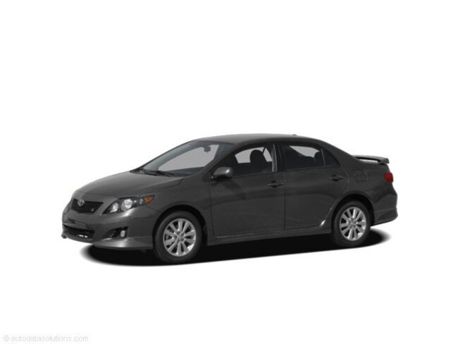 2010 Toyota Corolla S Sedan for sale in Sanford, NC at US 1 Chrysler Dodge Jeep