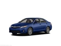 2010 Toyota Camry Hybrid Hybrid Sedan