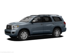 2010 Toyota Sequoia Limited 5.7L V8 SUV
