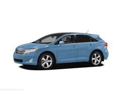 2010 Toyota Venza 4DR WGN I4 FWD FWD 4cyl  Crossover