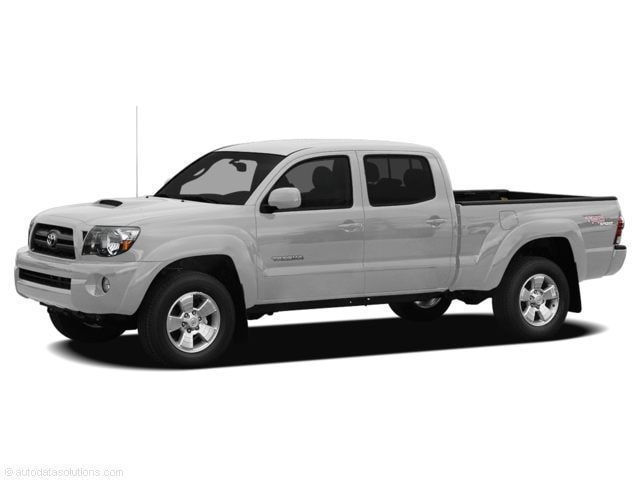 2010 Toyota Tacoma V6 4x4 Double Cab 127.8 in. WB 4x4 V6  Double Cab 5.0 ft SB 5A