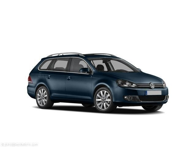2010 Volkswagen Jetta TDI (A6) (Retail Orders Only) Wagon