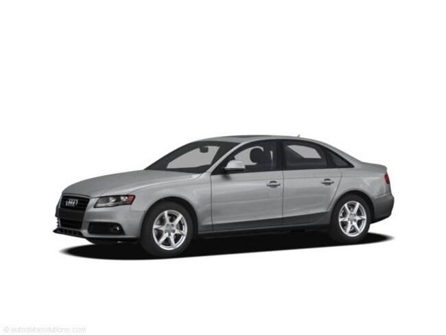 Used vehicle 2011 Audi A4 2.0T Premium Sedan for sale near you in Stafford, VA