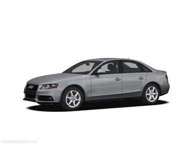 Used 2011 Audi A4 2.0T Premium Sedan near Fayetteville