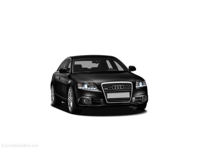 2011 Audi A6 4.2 Prestige Sedan