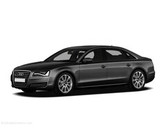 2011 Audi A8 L L 4.2 Sedan