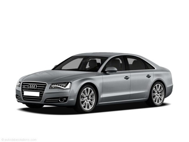 Used vehicle 2011 Audi A8 4.2 Sedan for sale near you in Stafford, VA