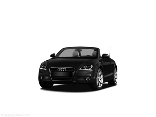 2011 Audi TT 2.0T Premium Plus Convertible
