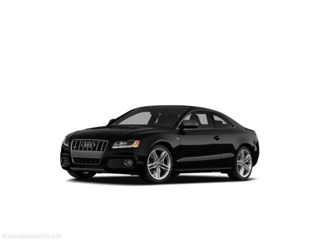 2011 Audi S5 4.2 Premium Plus Coupe
