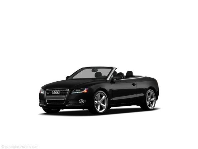 2011 Audi A5 2.0T Premium Convertible