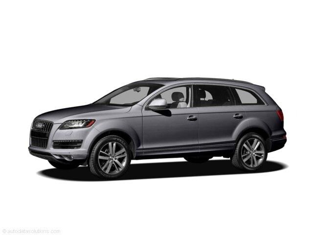 2011 Audi Q7 3.0L TDI Premium Plus quattro  3.0L TDI Premium Plus