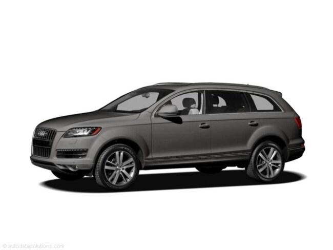 Used 2011 Audi Q7 3.0 TDI Premium SUV For Sale in Temecula, CA