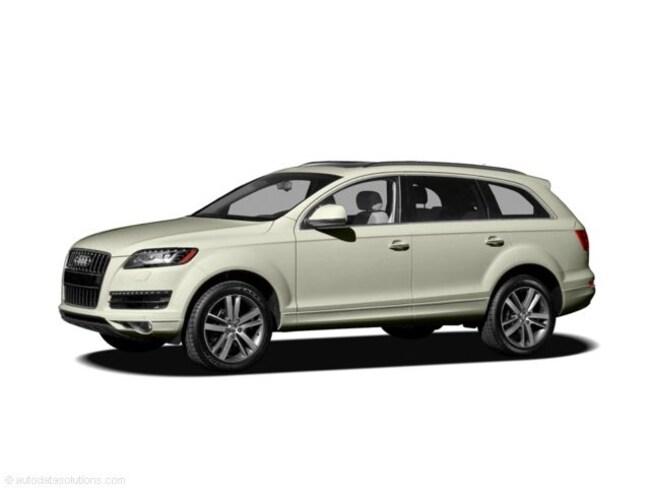 2011 Audi Q7 3.0L TDI Premium Plus SUV