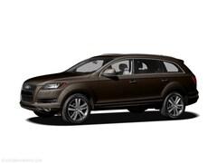 All used vehicles 2011 Audi Q7 3.0T Premium SUV for sale near you in Stafford, VA