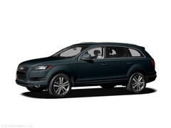 Used 2011 Audi Q7 3.0T Premium SUV for sale in Wichita Falls, TX