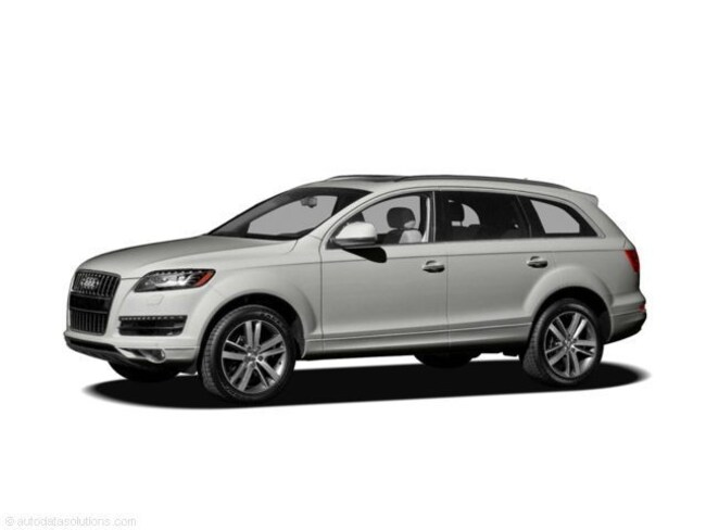 Pre-Owned 2011 Audi Q7 3.0T S Line Prestige SUV for sale in Latham, NY
