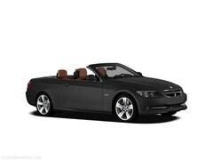 Bargain Used 2011 BMW 3 Series 2dr Conv 328i Sulev Convertible in Concord, CA