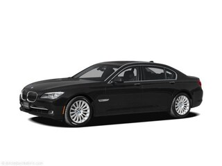 2011 BMW 7 Series 4dr Sdn 740i RWD Sedan