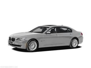 2011 BMW 740Li Sedan in [Company City]