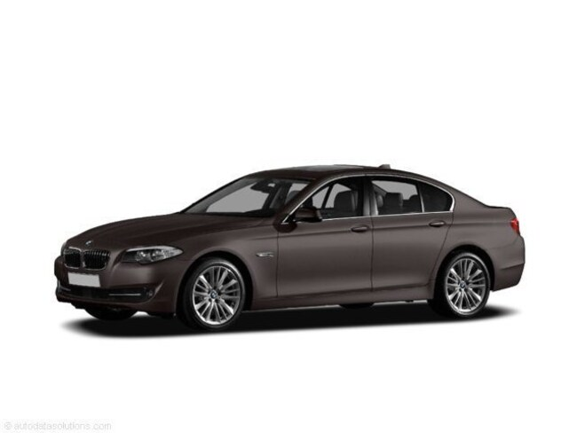 Used 2011 BMW 535i xDrive Sedan in Johnstown, PA
