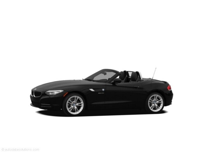 Used 2011 BMW Z4 For Sale in Idaho Falls ID | WBALM5C51BE377882