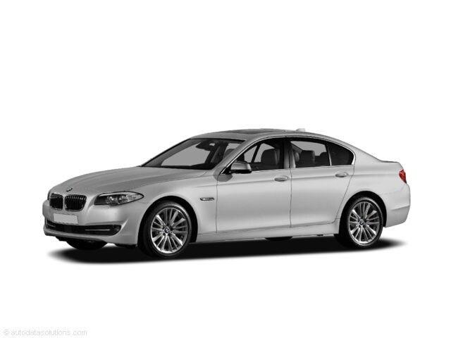 2011 BMW 550i Sedan