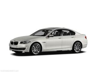 2011 BMW 550i xDrive Sedan