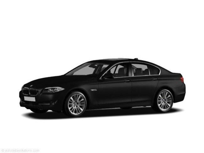 2011 BMW 5 Series 550I Xdrive AWD Sedan