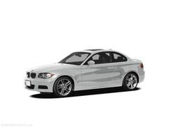 2011 BMW 1 Series 2dr Cpe 128i Car