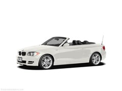 Used 2011 BMW 1 Series 128i Convertible for Sale in Schaumburg, IL at Patrick BMW