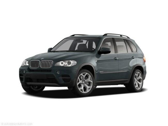 2011 BMW X5 AWD  35D