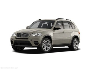 Used 2011 BMW X5 xDrive35d SUV in Houston