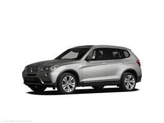 2011 BMW X3 xDrive28i All-wheel Drive Sports Activity Vehicle