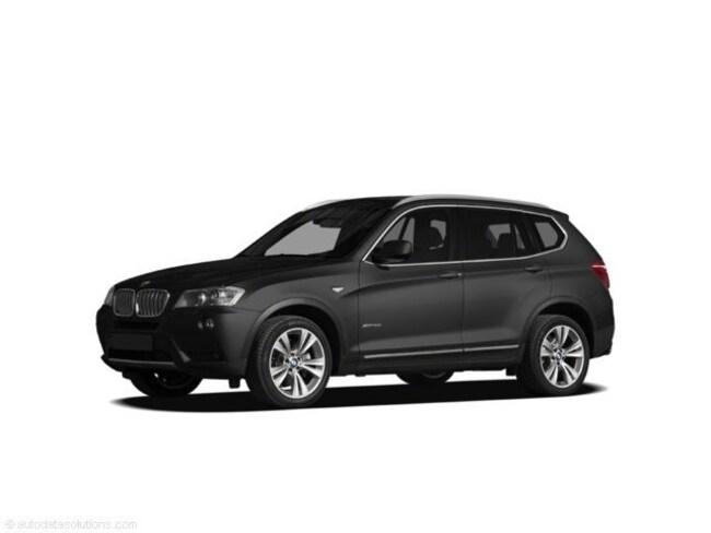 2011 Used BMW X3 xDrive35i SAV Black Sapphire For Sale Nashua NH ...