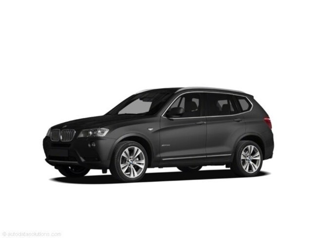 2011 Used BMW X3 xDrive35i SAV in Belvidere | Serving Rockford ...